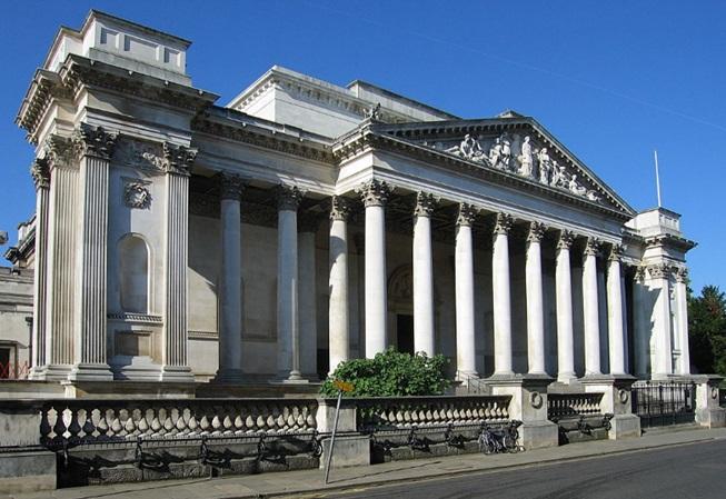 FitzWilliam Museum in Cambridge